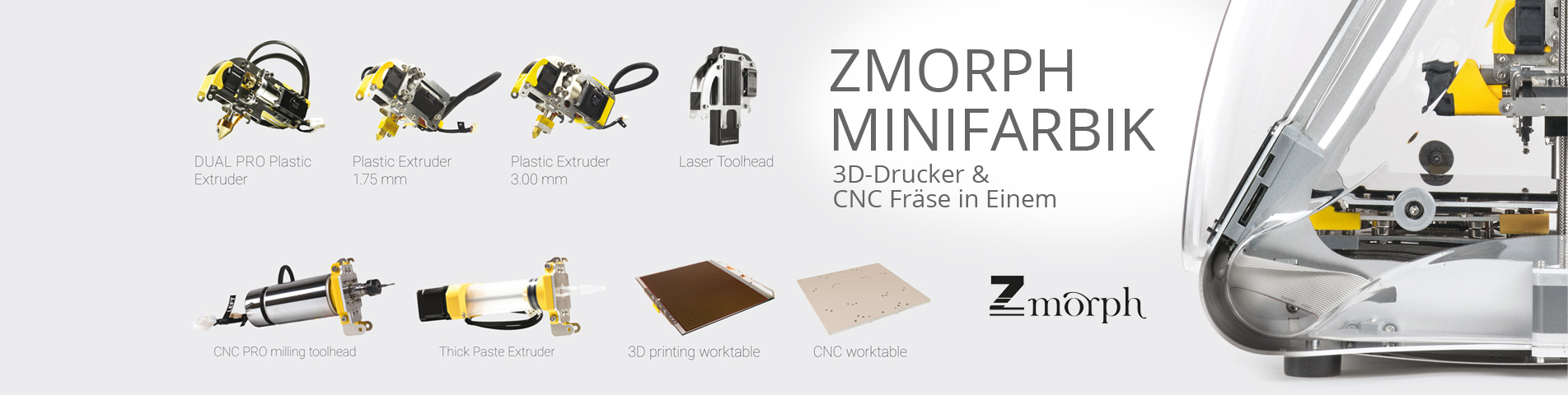 Zmorph 2.0 SX