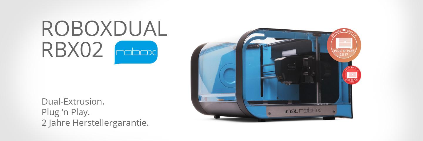 CEL RoboxDual RBX02
