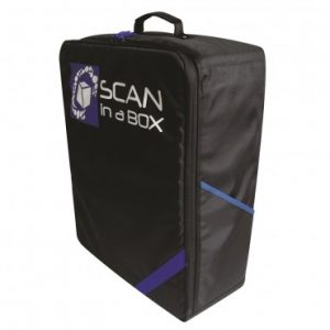 scan in a box rucksack traveller backpack